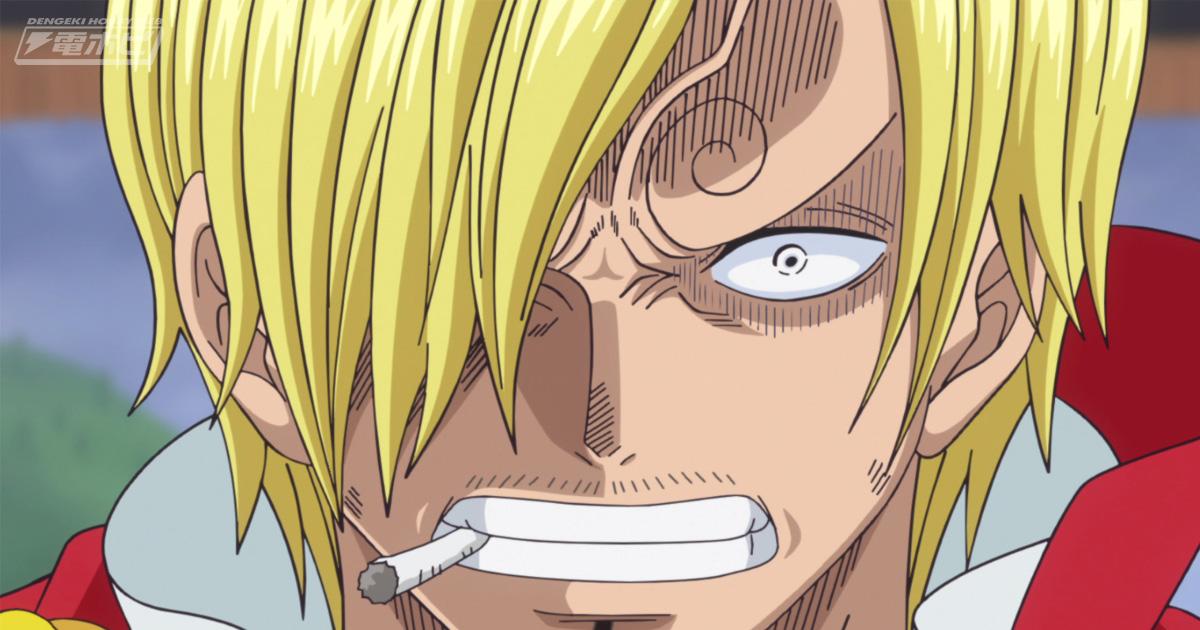 【ワンピース】 サンジって精神的に痛めつけられすぎじゃない?