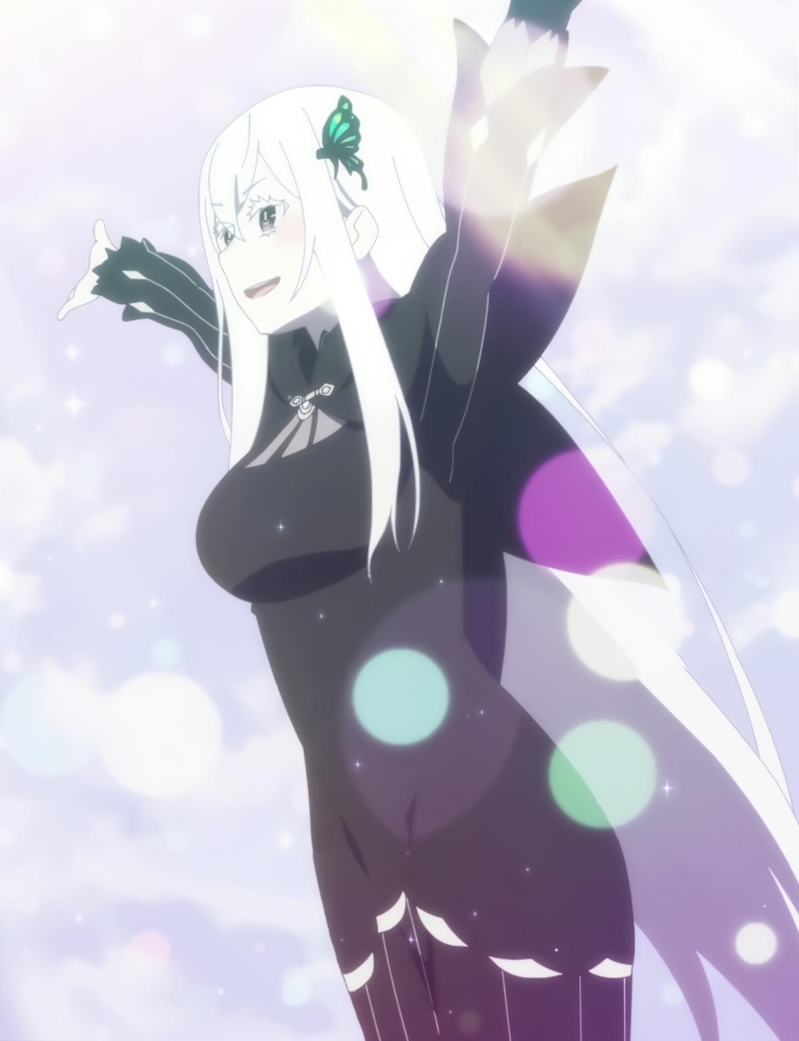 【リゼロ】アニメ最新話で大幅にカットされたエキドナの早口セリフがめっちゃ長い…