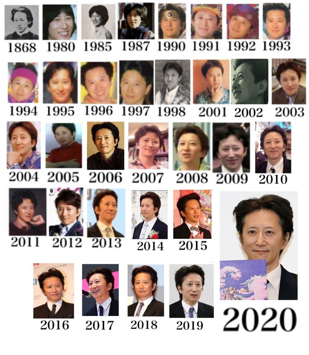 【ジョジョ】2020年の荒木飛呂彦先生、ちょっとだけ老ける