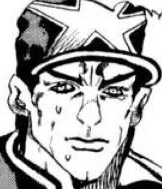 【ジョジョ】6部に出てきた空条承太郎に似たおじさんの思い出