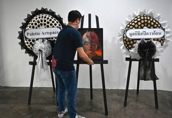 アニメキャラの死を悼む個展がタイで開催 ユニークな個展で興味を引くね【ネタバレ注意】