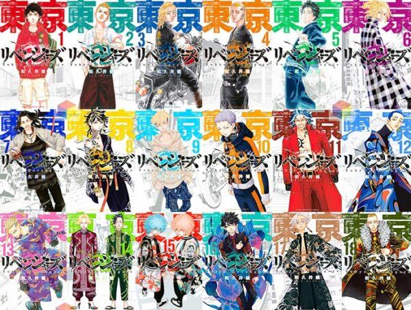 東京卍リベンジャーズが3200万部突破! 勢いがすごい