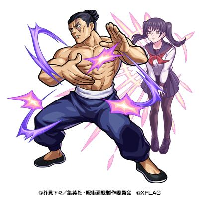 【呪術廻戦】東堂葵ってソシャゲでも分けわからなくて笑う